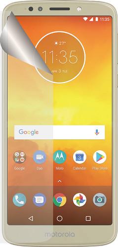 Azuri Motorola Moto E5 Plus Screenprotector Plastic Duo Pack Main Image
