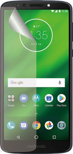 Azuri Motorola Moto G6 Play Screenprotector Plastic Duo Pack Main Image
