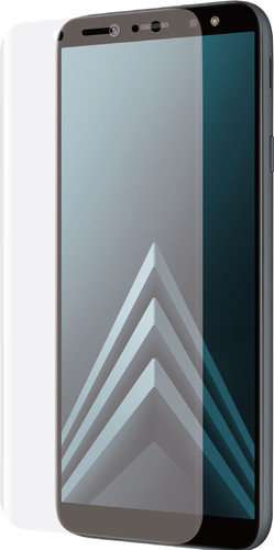 Azuri Samsung Galaxy A6 Plus (2018) Screenprotector Curved Gehard Glas Main Image