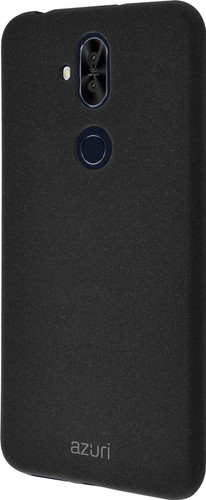 Azuri Flexible Sand Asus Zenfone 5 Lite Back Cover Black Main Image