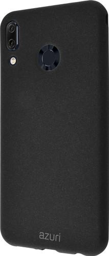 Azuri Flexible Sand Asus Zenfone 5 Back Cover Black Main Image