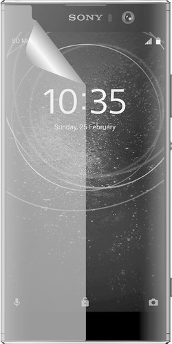 Azuri Sony Xperia XA2 Screenprotector Plastic Duo Pack Main Image