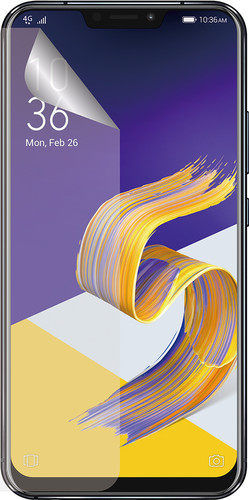 Azuri Asus Zenfone 5 Screenprotector Plastic Duo Pack Main Image
