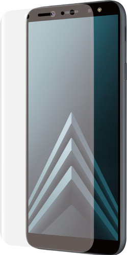 Azuri Samsung Galaxy A6 (2018) Screen Protector Curved Tempered Glass Main Image