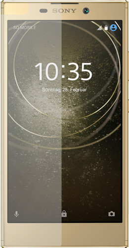 Azuri Sony Xperia L2 Screen Protector Tempered Glass Main Image
