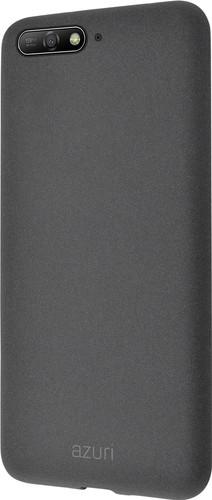 Azuri Flexible Sand Huawei Y6 (2018) Back Cover Gray Main Image