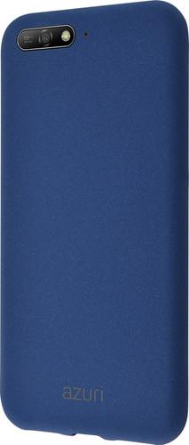 Azuri Flexible Sand Huawei Y6 (2018) Back Cover Blauw Main Image