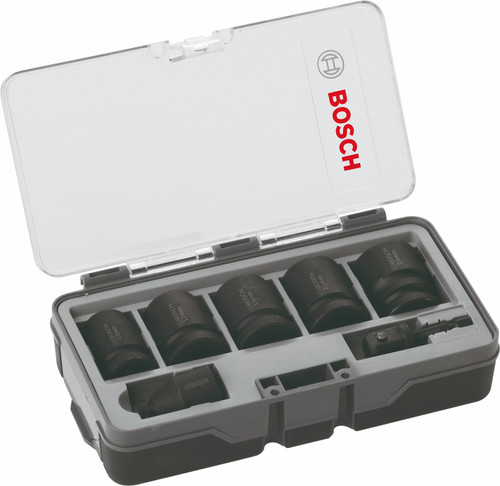 Bosch 7-delige Dopsleutelset 1/2 Main Image