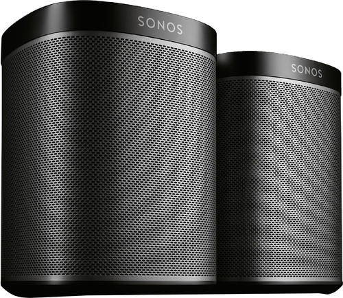 Sonos Play:1 Black Duo Pack Main Image