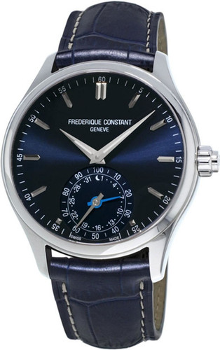Frederique Constant Horological Gents Classic Blauw Main Image