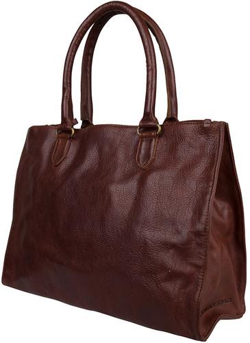 d34fe655fd5 Cowboysbag Bag Columbia Cognac - Coolblue - Before 23:59, delivered ...