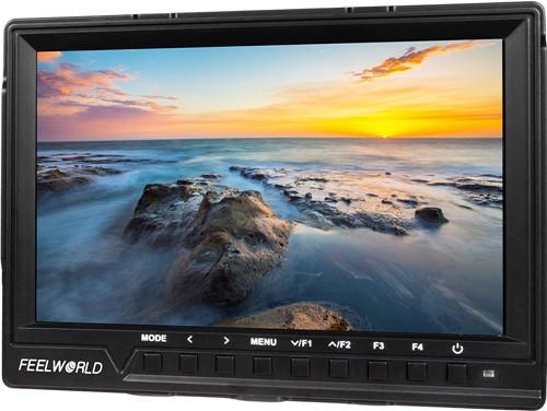 Feelworld FW760 7 Inch IPS 4K HDMI Monitor Main Image