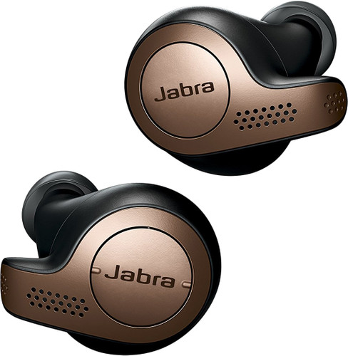 Jabra Elite 65t Copper/Black Main Image
