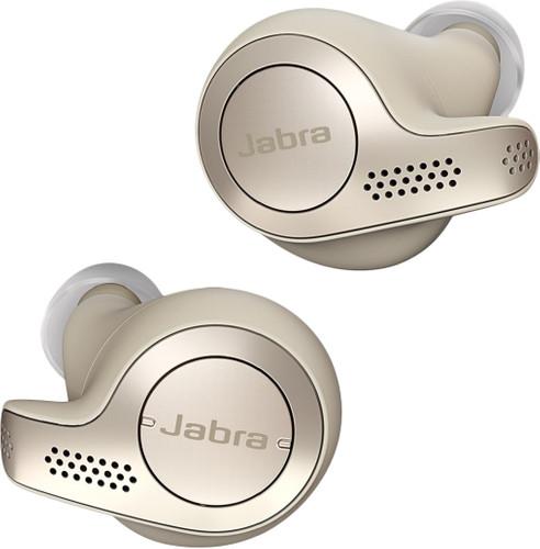Jabra Elite 65t Gold/Beige Main Image