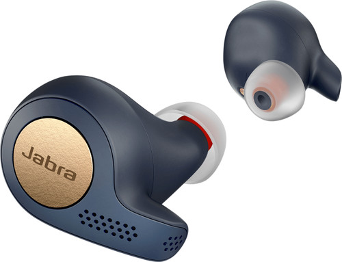 Jabra Elite Active 65t Blue Main Image