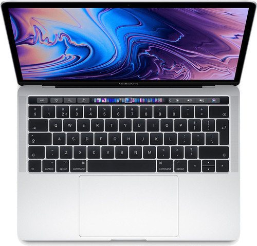 Apple MacBook Pro 13'' Touch Bar (2018) MR9V2N/A Silver Main Image