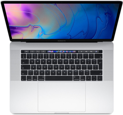 Apple MacBook Pro 15 inches Touch Bar (2018) MR962N/A Silver Main Image