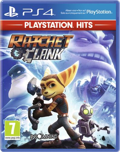 PlayStation Hits: Ratchet & Clank 3 PS4 Main Image