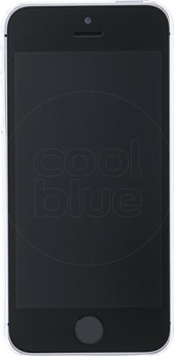 Azuri Apple iPhone 5/5S/SE Back Cover Transparent Main Image