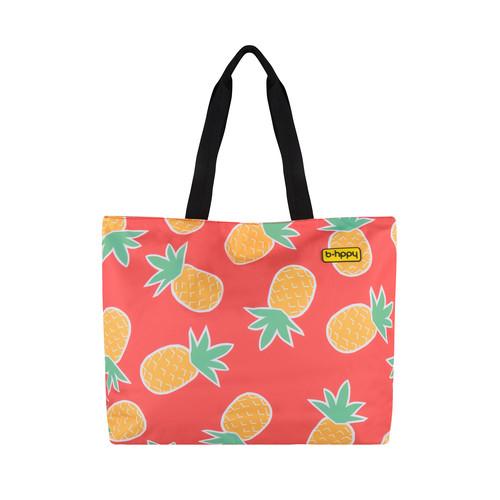 BHPPY Beach bag Pretty Pineapple Main Image