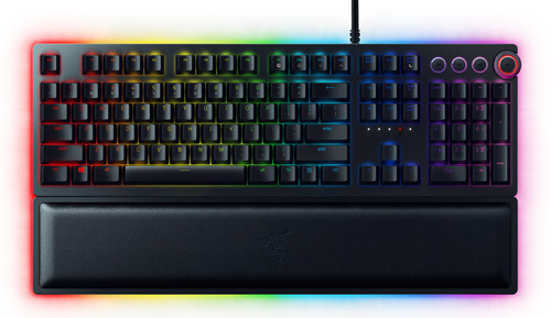 Razer Huntsman Elite Gaming Keyboard QWERTY Main Image