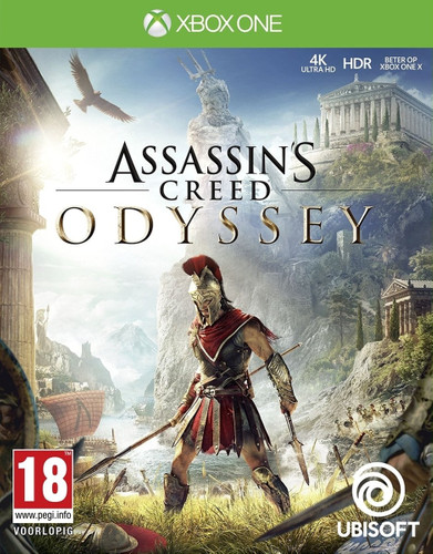 Assassin's Creed: Odyssey Xbox One Main Image