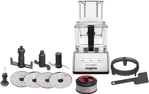 Magimix Cuisine Systeme 4200 XL Matte + Juice Kit Main Image