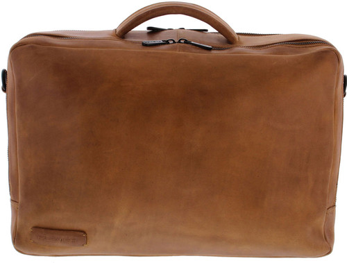 "Plover 2-Pack Laptop Bag 15.6 ""Full grain Cowhide leather Main Image"