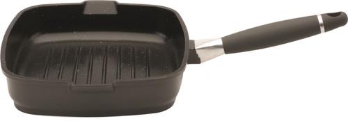 Berghoff Virgo grillpan 24 cm donkerbruin Main Image