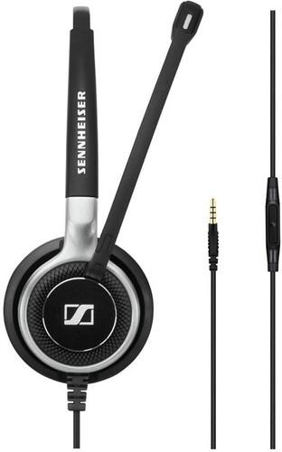 Sennheiser SC 665 Office Headset Main Image