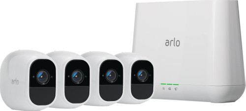Arlo by Netgear PRO 2 Four Pack Main Image