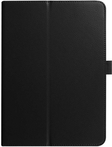 Just in Case Samsung Galaxy Tab S4 Leather Case Black Main Image