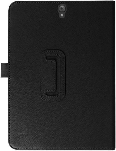 finest selection 2369d f2ffd Just in Case Samsung Galaxy Tab S4 Leather Case Black