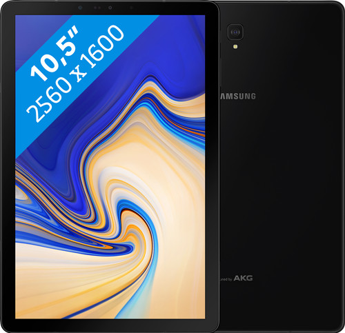 Samsung Galaxy Tab S4 WiFi Black Main Image