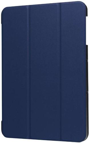 Just in Case Samsung Galaxy Tab S4 Smart Tri-Fold Case Blue Main Image