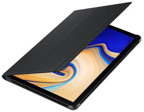 Samsung Galaxy Tab S4 Book Cover Black Main Image