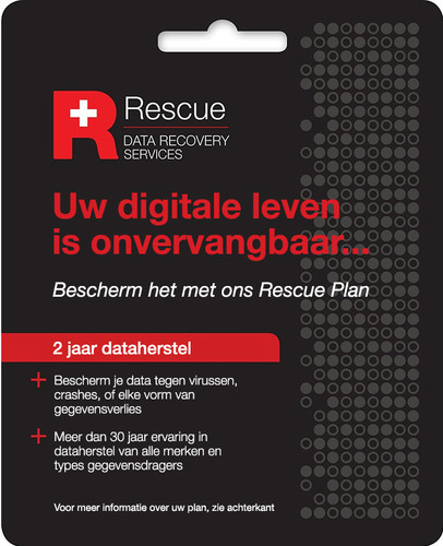 Seagate Rescue Card 2 jaar gegevensherstel Main Image