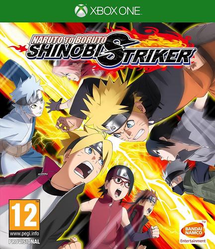 Naruto to Boruto: Shinobi Striker  Xbox One Main Image