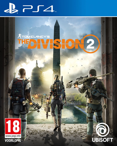 Tom Clancy's The Division 2  PS4 Main Image