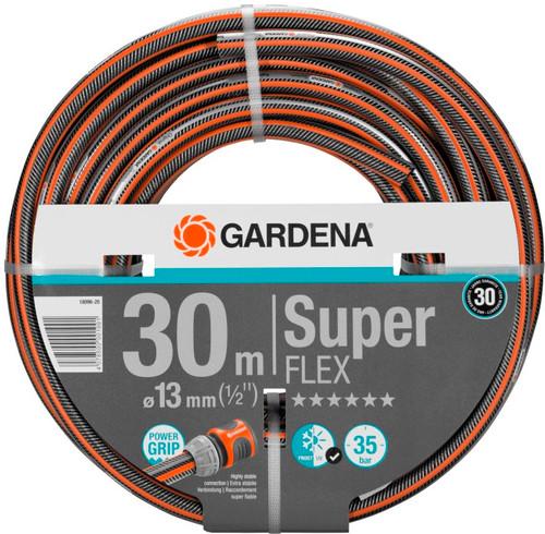 "Gardena Premium SuperFLEX garden hose 1/2 ""30m Main Image"