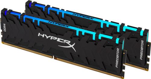 Kingston HyperX Predator RGB 16GB DDR4 DIMM 2933MHz (2x8GB) Main Image