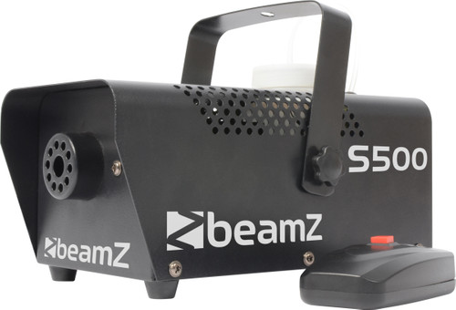 Beamz Light Package 3: Moon + Laser R / G + S500 Main Image