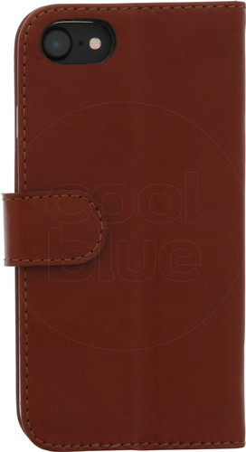 Valenta Booklet Classic Luxe Apple iPhone 7/8 Brown Main Image