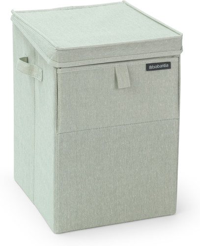 Brabantia Stackable laundry box 35 liters - Green Main Image