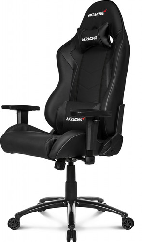 AKRacing, Gaming Chair Core SX - PU Leather Zwart Main Image