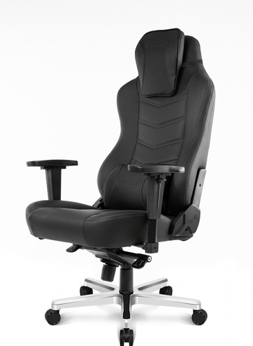 AKRacing, Gaming Chair Office - PU Leather Onyx / Zwart Main Image