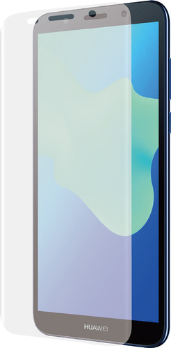 Azuri Huawei Y5 (2018) Screenprotector Curved Gehard Glas Main Image