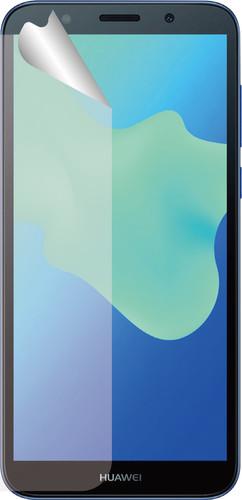 Azuri Huawei Y5 (2018) Screen Protector Plastic Duo Pack Main Image