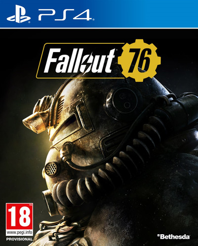 Fallout 76 PS4 Main Image