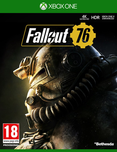 Fallout 76 Xbox One Main Image